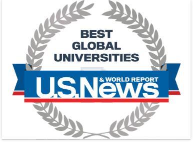 2021年US.news 世界大学排名公布!TOP20英国占据四所!