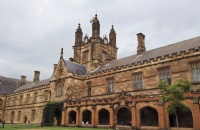 带你走进名校――悉尼大学