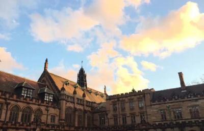 双非学子跨专业申请传媒,圆梦悉尼大学!