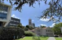 工作4年后,成功申请到新西兰奥克兰大学硕士