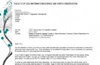 自身实力+专业指导,最终顺利拿到了荷兰屯特大学的录取!