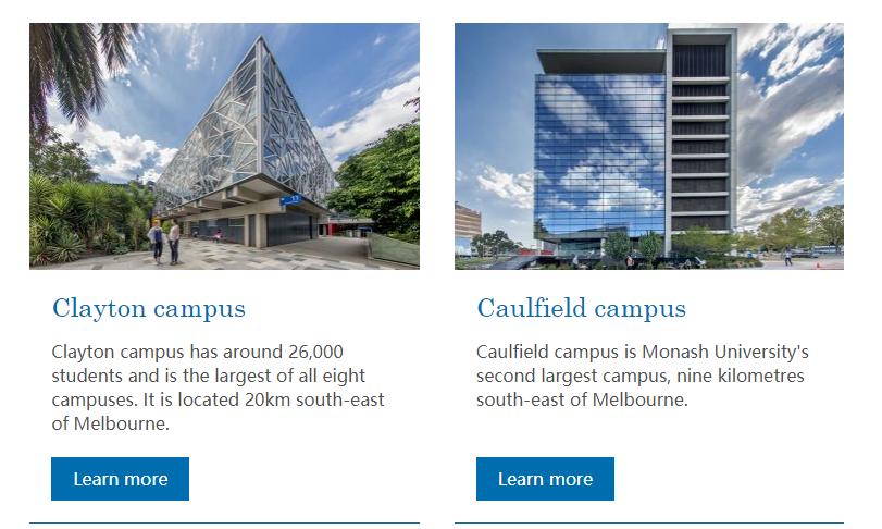 Monash又开新校区!原来这些澳洲大学的校区竟然遍布世界各地!