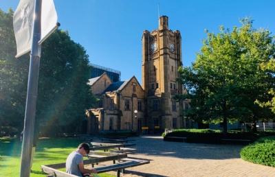 英硕申请失利,补申澳洲,墨尔本大学伸出橄榄枝!