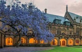 理性分析,大胆申请,低均分逆袭悉尼大学!