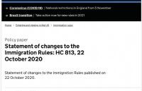 【英国留学】12月1日开始,英国将实施新的学生签证和工作签证政策!