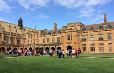从细节把控文书,双非学子圆梦悉尼大学!