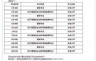 雅思官网的最新消息:部分考点1月份和2月份的考试取消