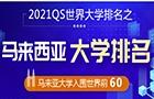 2021QS世界大学排名
