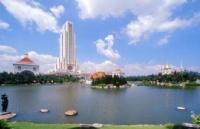泰国顶级私立高校――易三仓大学