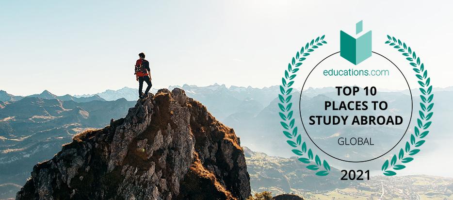 2021全球十大最佳留学国家排行榜发布!澳大利亚位列第二!
