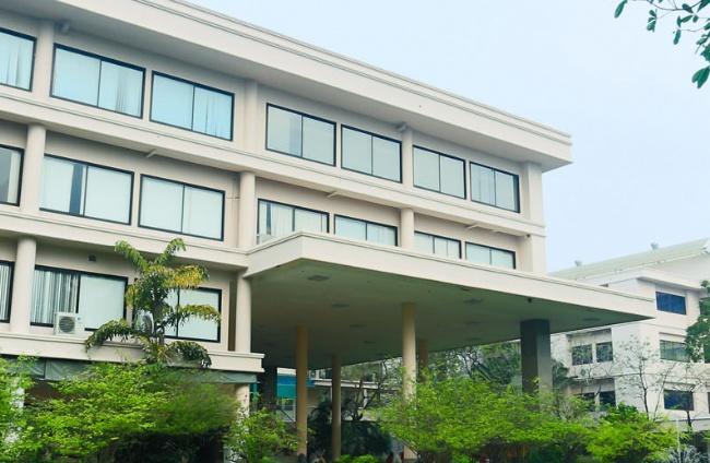 曼谷美国学校风光