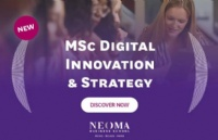 NEOMA开设全新硕士专业:数字创新与战略