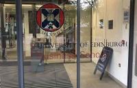收到了全球TOP20的爱丁堡大学的本科录取!