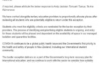 新西兰留学入境ING 更多利好未来可期
