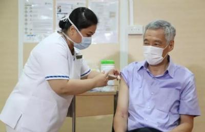 疫苗接种率亚洲第3!新加坡疫苗接种进程将再加快!