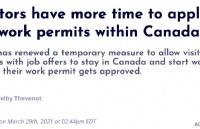 加拿大移民局官宣重磅新政!大把工签随便撒,游客也能留下来!