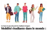 最新官方留法数据公布!法国成为世界第六大留学国!