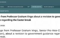 英国大学更新秋季开学计划,新冠检测费用全免!