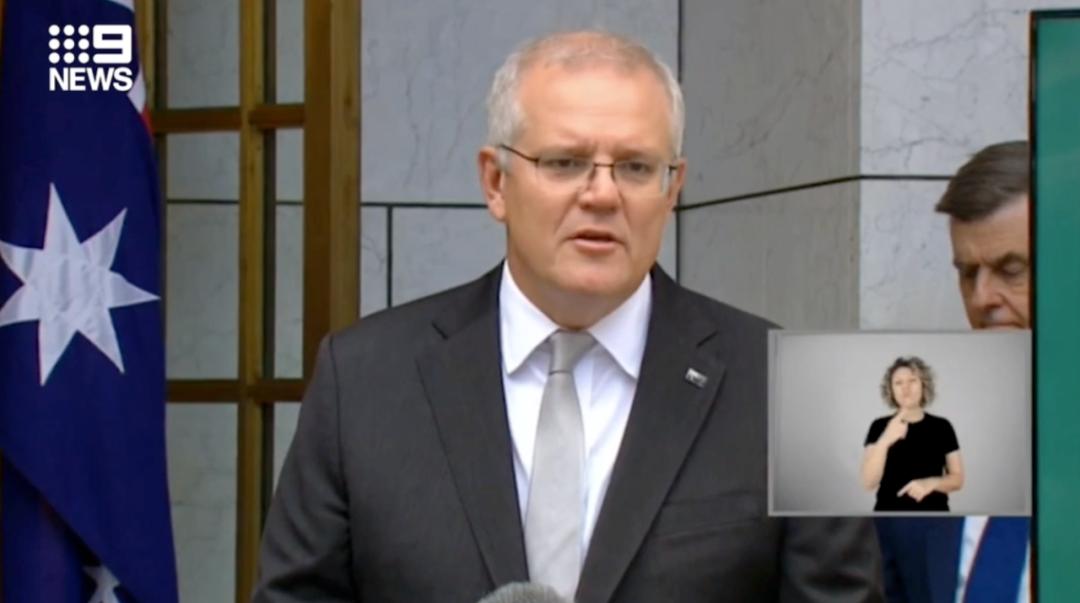 澳洲致力于与斐济开放无隔离旅行!莫里森宣布推进国际旅行计划!