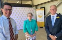 重磅官宣!南昆士兰大学斥资1,900万澳币打造全澳首个抗旱研究中心