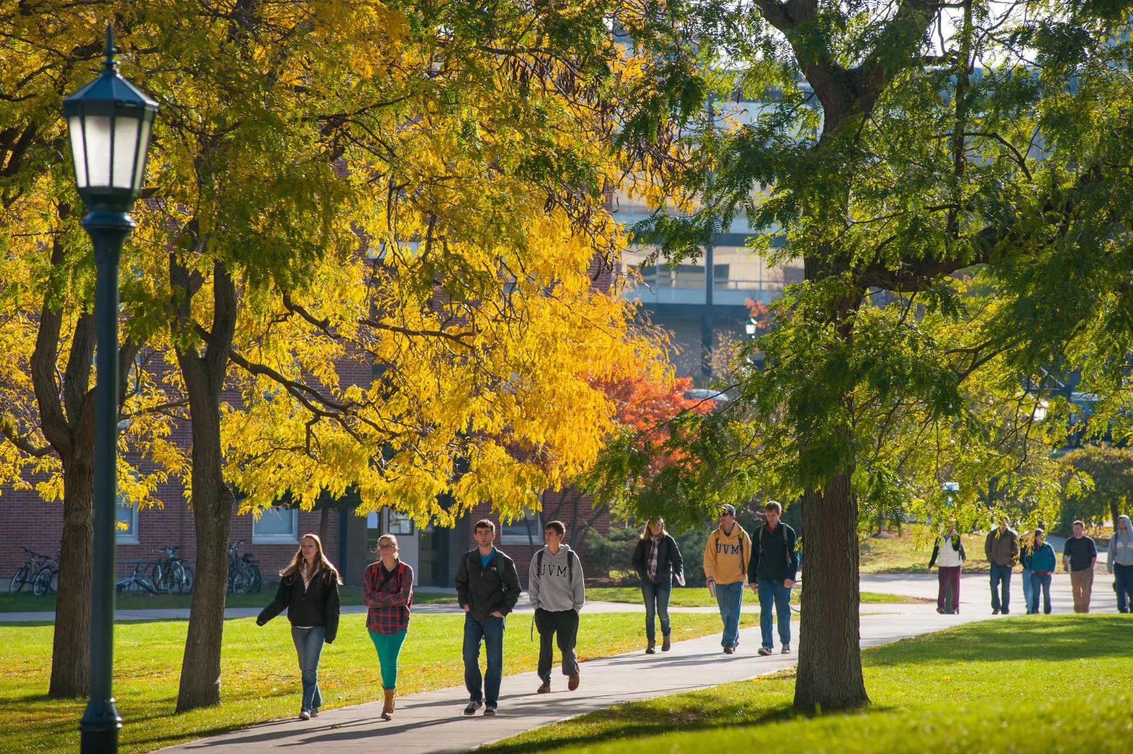 美国多所大学强调秋季线下复课计划!规定:所有学生必须接种疫苗!