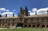 悉尼大学开放学习项目,可在国内985大学就读!学分可抵用!