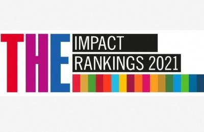官方发布 | 泰晤士高等教育2021年度世界大学影响力排名发布