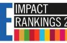德��留�W|THE泰晤士�蟀l布了2021年高等教育世界大�W排名