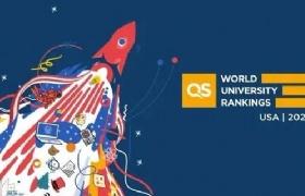 最新:2021QS美国大学排名发布!