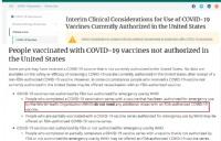 中国疫苗获WHO审批!哈佛、USC、加州大学也认可!不用重新接种!