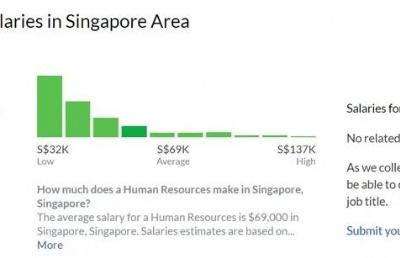 平均年薪S$69000!强专业素养HR,这里就能培养!
