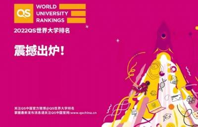 2022QS世界大学排名发布,朱拉隆功大学稳居泰国第一!