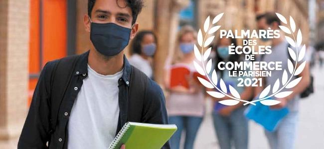 2021年《Le Parisien》法国高商排名发布!留学择校必看!