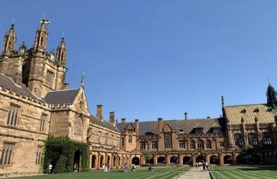 无标化成绩,完美规划,瞿同学圆梦悉尼大学!