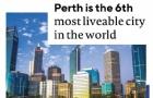 2021全球宜居城市排行榜出炉,珀斯赶超墨尔本、悉尼!