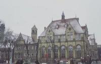 现代大学中一匹黑马,曼彻斯特城市大学!