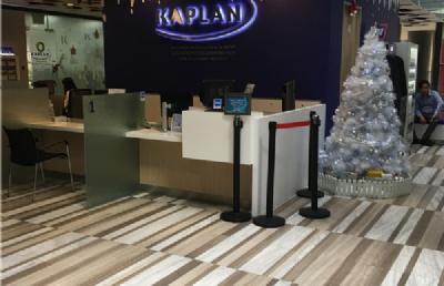 初中毕业来新加坡Kaplan,无缝对接未来课程