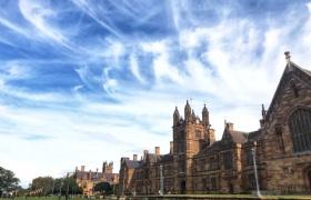 合理规划,充分准备,田同学圆梦悉尼大学!