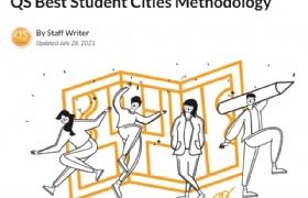 2022年QS最佳留学城市排名发布,马来西亚吉隆坡亚洲排名第八!