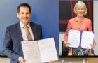 昆士兰大学与慕尼黑工业大学建立一流合作关系!