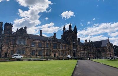 无标化成绩,完美规划,C同学圆梦悉尼大学!