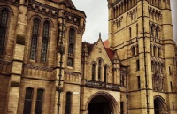 恭喜杜同学喜获曼彻斯特大学offer!