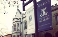 考研留学从来都不是单项选择,恭喜W同学获得墨尔本大学offer!