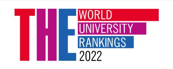 刚刚!泰晤士高等教育2022世界大学排名出炉!