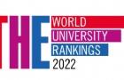 2022泰晤士高等教育世界大学排名发布!牛津连续六年荣登世界榜首!