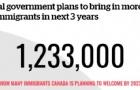 暖心加拿大百万移民计划的吸引力!