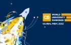 2022QS全球MBA排名,西班牙商学院取得耀眼成绩
