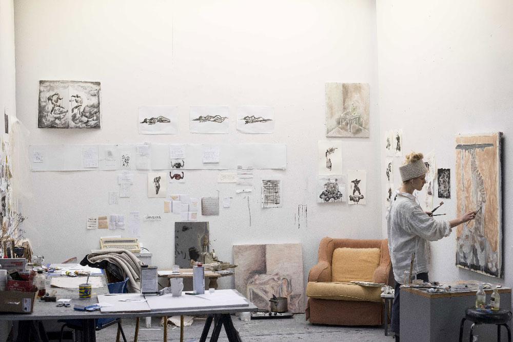 布伦艺术学院