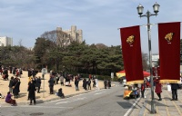 不愁放假去哪里,韩国留学旅游观光学带你玩儿