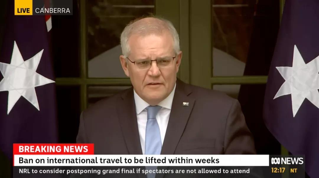 重磅!澳大利亚国境下月正式开放!TGA官宣承认中国疫苗!